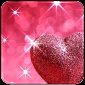 App Pink Love Diamond Heart APK for Windows Phone
