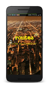 Routes: Shared Taxi Ride - screenshot