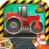 Kids Road Construction APK for Bluestacks