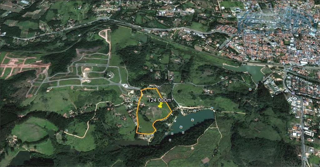Terreno, Represa Ii, Vinhedo (AR0223)