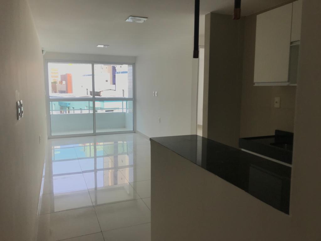 Apartamento com 2 dormitórios para alugar, 59 m² por R$ 1.100,00/mês - Manaíra - João Pessoa/PB