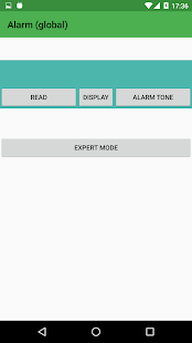 Speaking alarm clock- screenshot thumbnail