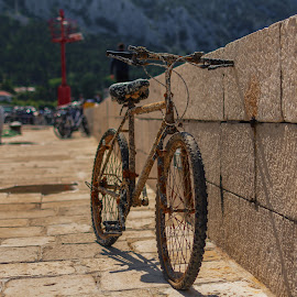 Rust by Bojan Bilas - Transportation Bicycles