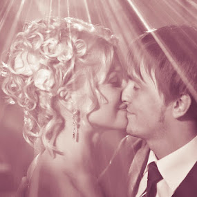 by Artur Jakutsevich - Wedding Reception ( love, wedding, groom, dance )