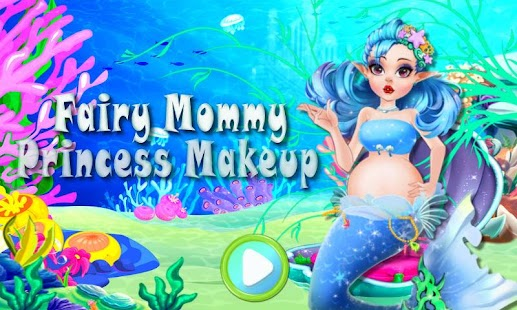 Fairy Mommy Princess Makeup