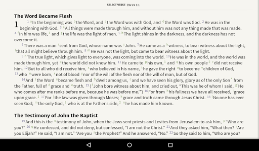 Bible App by Olive Tree screenshot 11