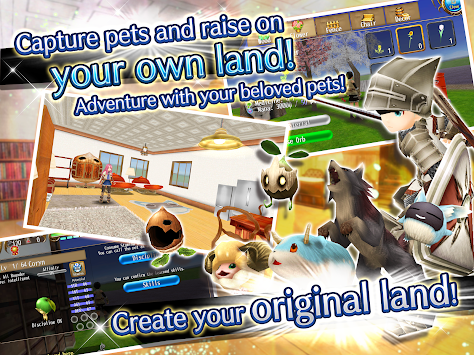 RPG Toram Online APK screenshot thumbnail 3