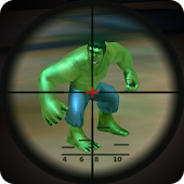 Spider vs Monster Assassin - best sniper game APK for Bluestacks