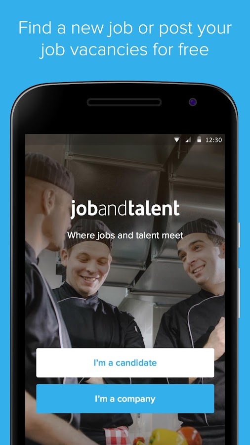 jobandtalent find jobs & hire Screenshot