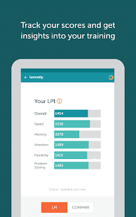 Lumosity - Brain Training APK for Nokia