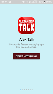 Alex Talk - screenshot