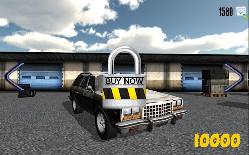 Road Traffic Cars - screenshot