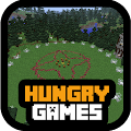 App Map Hunger Games for MCPE APK for Kindle