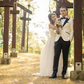 Many Hearts by Vasiliu Leonard - Wedding Bride & Groom ( hearts, fotograf nunta iasi, bride, vasiliu leonard,  )
