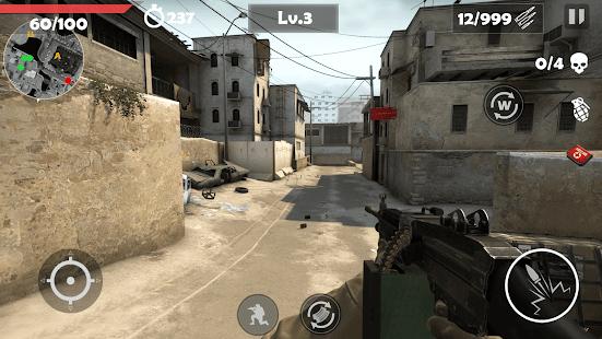 Sniper Shooting: Gun Shooter