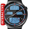 App Chrome LED HD Watch Face APK for Kindle