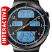 Chrome LED HD Watch Face Widget & Live Wallpaper Icon