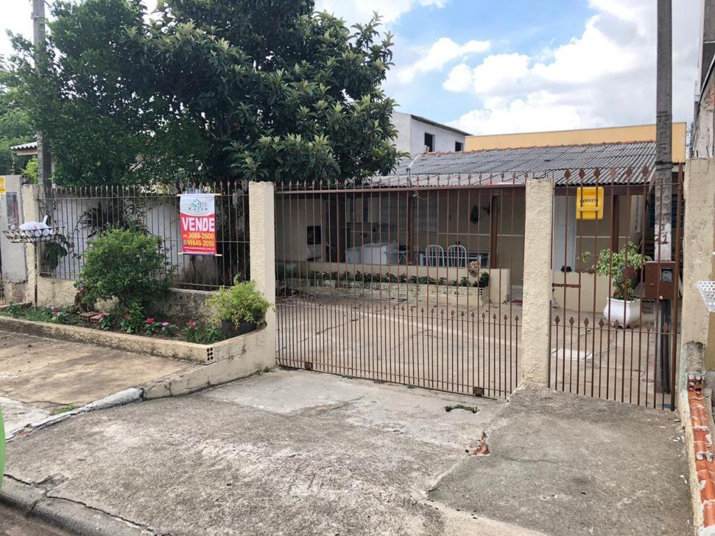 Casa com 3 dormitórios à venda, 60 m² por R$ 150.000 - Tatuq