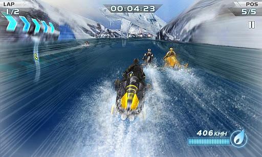 Powerboat Racing 3D screenshot 4