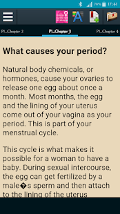 Period Guide for Woman - screenshot