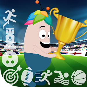Sports mini games for Kids Icon