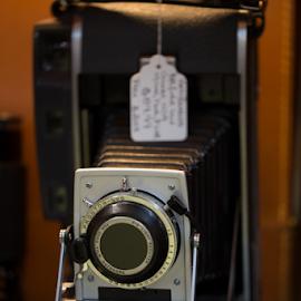 Prontor-SVS by Liam Douglas - Digital Art Things ( film, full frame, 35mm, camera, capture, painting, light,  )