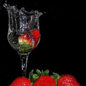 by Eva  Doe - Food & Drink Fruits & Vegetables ( World_is_RED, , Food & Beverage, meal, Eat & Drink )