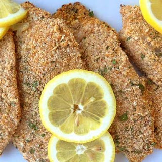 Baked Orange Roughy With Lemon Recipes