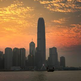 Hong Kong by Woo Yuen Foo - Buildings & Architecture Office Buildings & Hotels