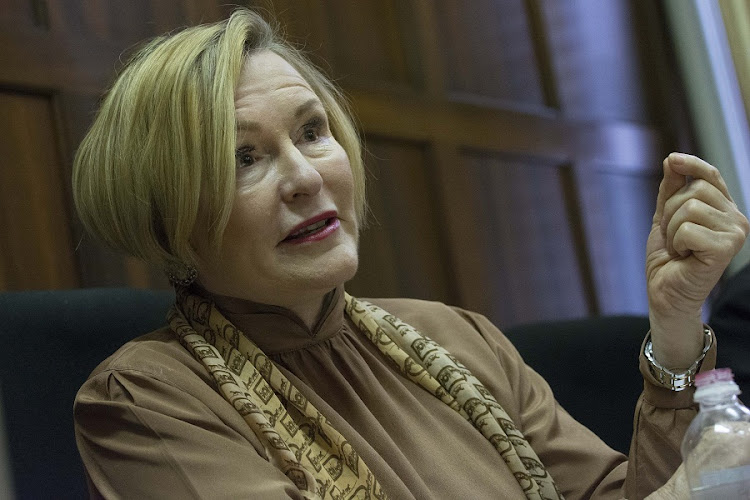 Helen Zille to face DA's disciplinary committee after 'colonialism' tweet furore