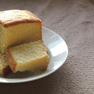 Madeira Cake With Vanilla Recipes