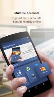 App Multiple Accounts: 2 Accounts APK for Windows Phone