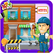Download Android Game Renovate the Hotel for Samsung
