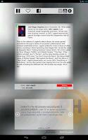 Screenshot of Radio Haugaland