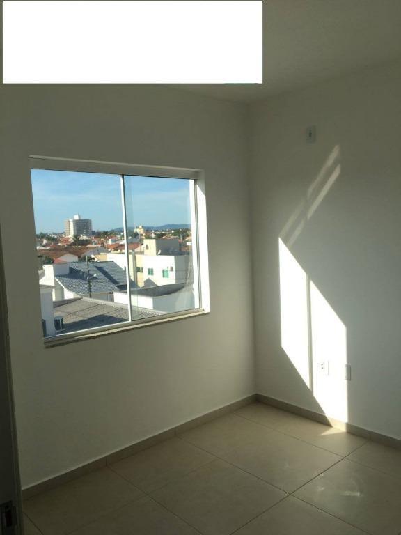 Apartamento com 2 dormitórios para alugar, 58 m² por R$ 950/mês - Universitário - Tijucas/SC