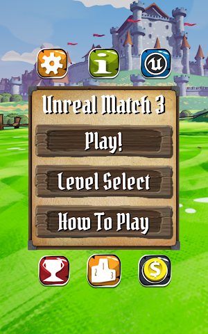 android Unreal Match 3 Screenshot 4