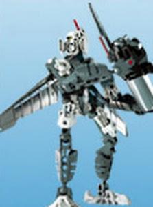 """Конструктор """"RoboBlock"""" Белый Воин L"""
