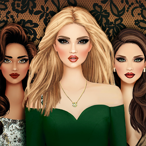 Covet Fashion - The Game for Dresses, Hairstyles and Shopping APK Icon