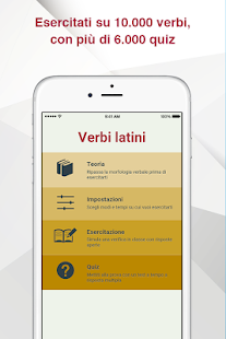 Verbi Latini Petrini - screenshot
