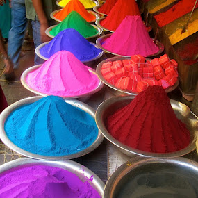 PILES OF COLOR by Doug Hilson - Products & Objects Business Objects (  )
