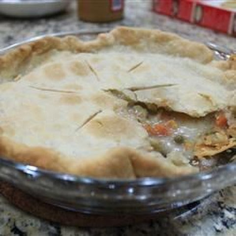 Easy Vegetable Pot Pie
