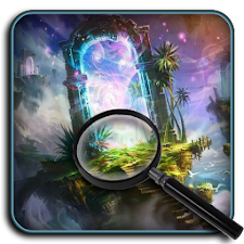 Magic place. Hidden Objects