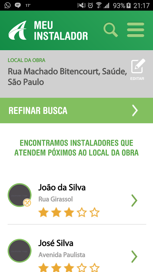 Meu Instalador Screenshot 2