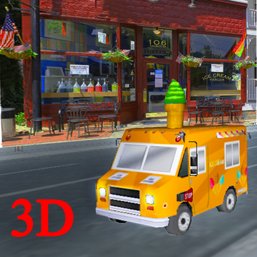 Ice Cream Delivery Truck Driver (game)