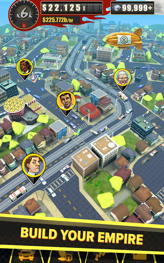 Crazy Taxi Gazillionaire Screenshot 10
