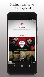 App Slacker Radio APK for Windows Phone