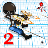 Game Sniper Shooter Stickman 2 Fury APK for Kindle