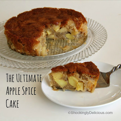 The Ultimate Apple Spice Cake