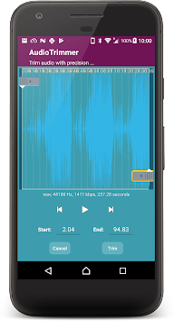 VoiceOver - Record And Do More. APK screenshot thumbnail 7