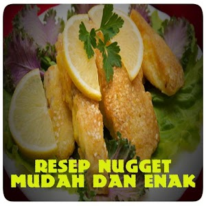 Resep Nugget Mudah dan Enak for PC-Windows 7,8,10 and Mac